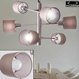 Suspendu Spot Luminaire de Plafond Tissu Clients Sommeil Cha