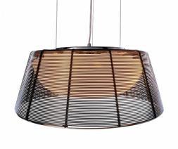 Deko-light Luminaire Suspendu Filo Sat Noir 230V, 3X 60W Pri