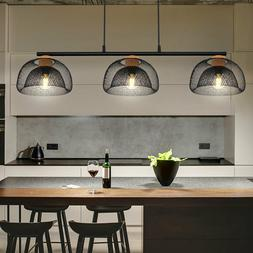 Design Luminaire Suspendu la Vie Chambre Couvrir Cage Grille