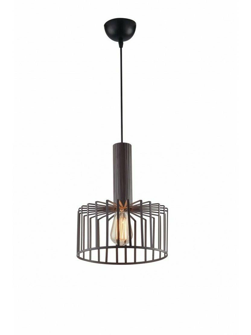 luminaire suspendu moderne metal bronze fa i
