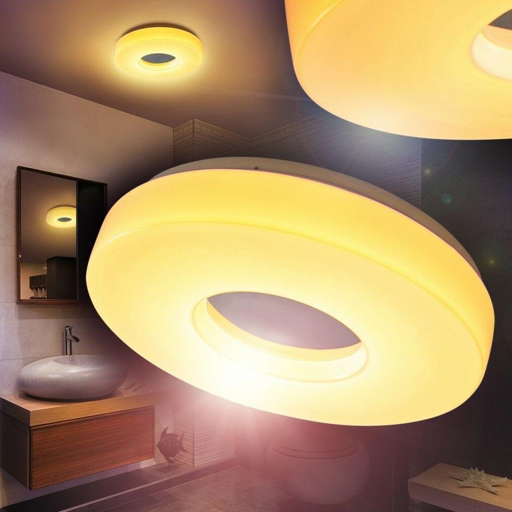 plafonnier led luminaire lampe suspension blanche lampe