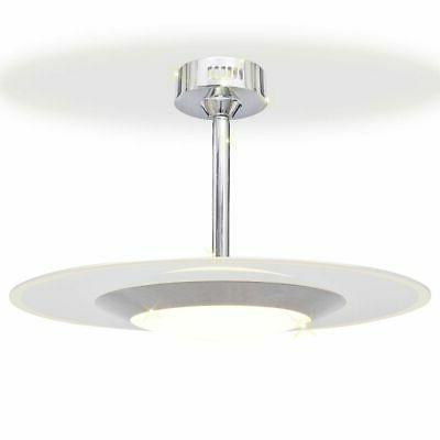 plafonnier rond led luminaire eclairage lampe de