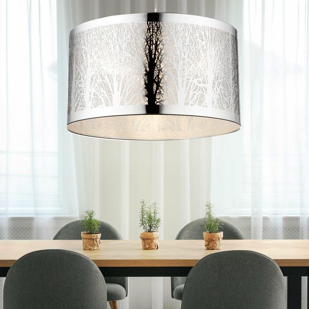 suspension del lustre luminaire lampe plafonnier motif