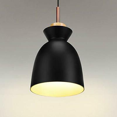 suspension luminaire industrielle bois metal lumiere suspend