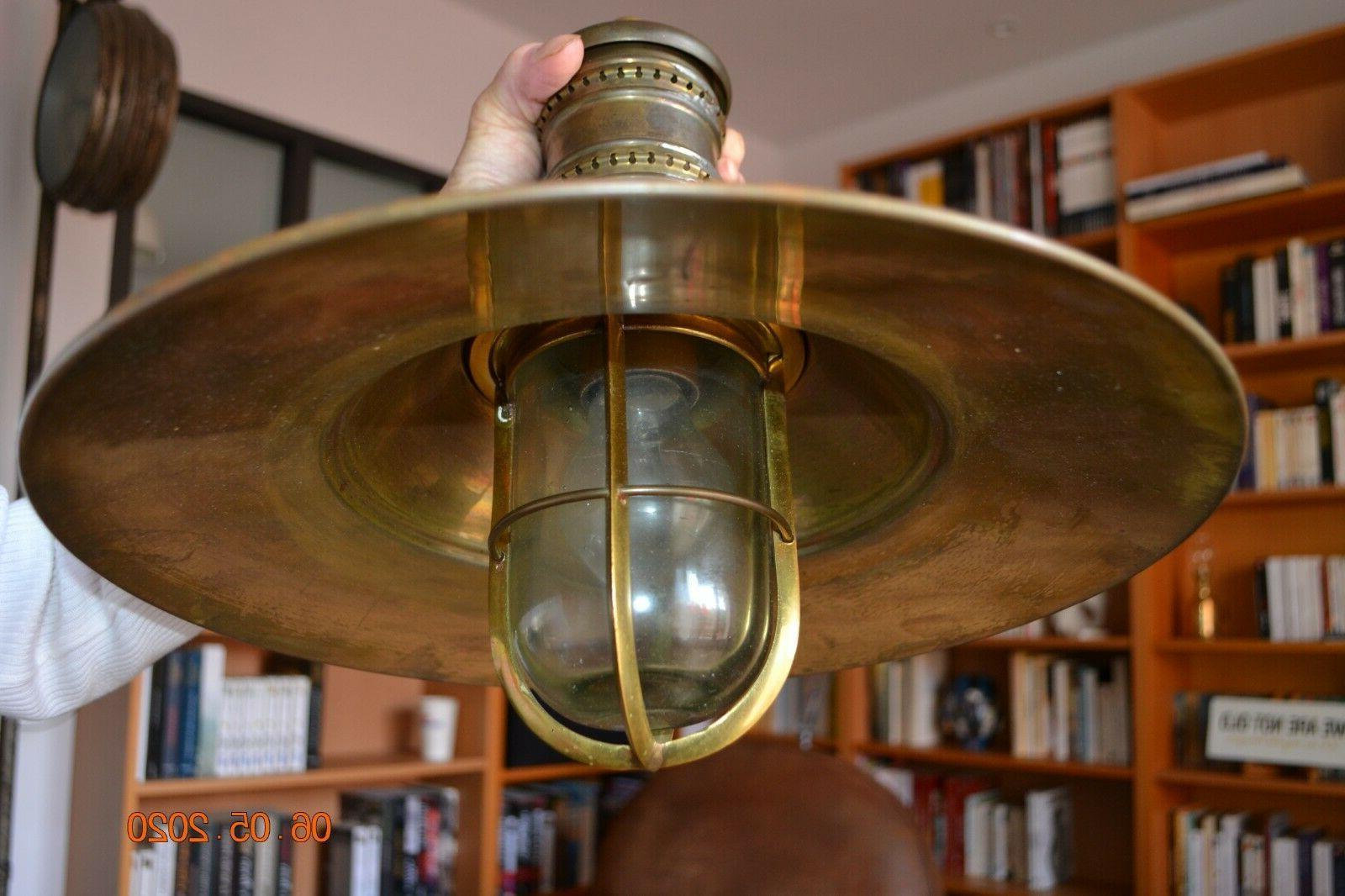 suspension luminaire style nautique detail en annonce