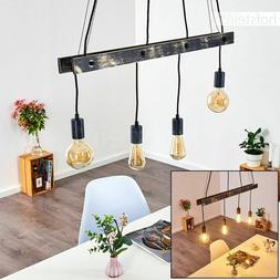Lampe à suspension Lustre Lampe de salon Luminaire Métal/B