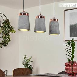 Lampe à suspension Lustre Retro Plafonnier Lampe pendante 3