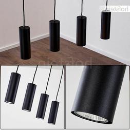 Lampe à suspension noire Lustre Lampe pendante Plafonnier 4