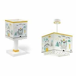 Dalber lampe suspension enfant Hello Little Animaux & lampe