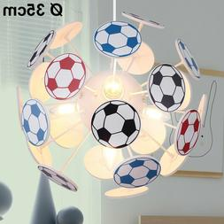 Lampes de football suspension lampe suspendue garçons pépi