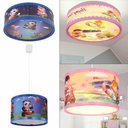 LED enfants plafonnier suspension lampe animal design salle