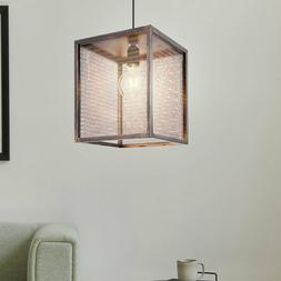 LED luminaire suspendu filament tresse salon suspension plaf