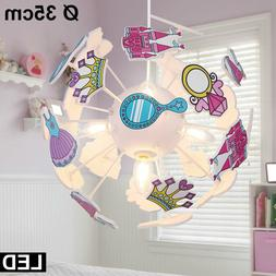 LED Luminaire Suspendu Fille Sommeil Jeu Chambre Spot Lampe