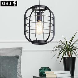 led cage couvrir lampe industriel luminaire suspendu
