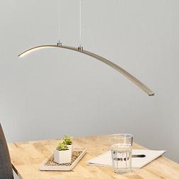 """LED Suspension """"Iven"""" Suspension Luminaire Lampe Plafond Mé"""