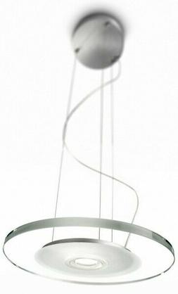 Philips Ledino Luminaire Suspendu Pendulaire Cristaux Design