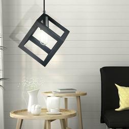 luminaire plafond cage design sommeil chambre spot