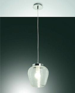 Luminaire Plafond Lampe Suspendue Cora 1flg Fabas Luce E27 3