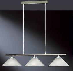 Luminaire Plafond Lampe Suspendue Fischer & HONSEL Tres 3flg