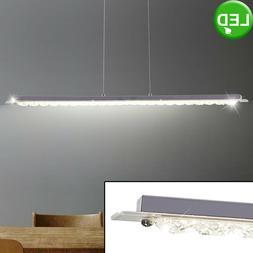 Luminaire suspendu LED bande salle séjour luminaire suspend