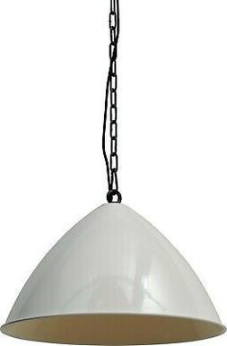 Luminaire Suspendu Noir Ø53cm E27 Vintage Lampe Intérieure