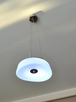 Lampe Suspension Luminaire Suspendu Lampe 22 Watt Fleur B-H1
