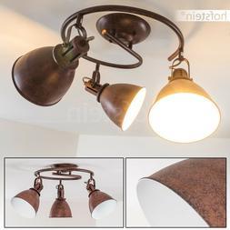 Plafonnier 3 flammes Lustre Lampe suspension Luminaire de bu