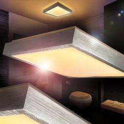 Plafonnier blanc LED Luminaire de salle de bains Lampe suspe