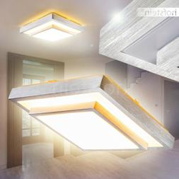 Plafonnier Design Carré Luminaire Lampe à suspension LED L