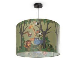 Plafonnier enfant LED Luminaire suspendu chambre enfant jung