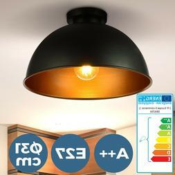Plafonnier Industriel Luminaire Lampe Salon Lustre Style Vin