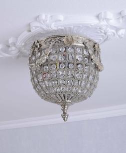 plafonnier lampe baroque plafonnier cristal luminaire suspen