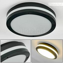 Plafonnier LED Lampe à suspension ronde Lampe de terrasse L