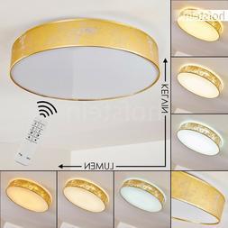 Plafonnier LED Luminaire Lampe à suspension ronde Lustre La