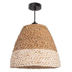 Plafonnier LED luminaire suspendu salon et chambre, herbe, d