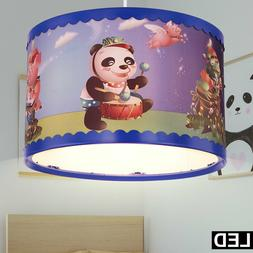 Plafonnier LED pour enfants suspensions de salle jeux motifs