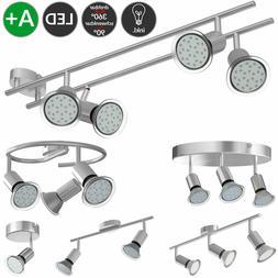 plafonnier led spots orientables lampe interieure luminaire