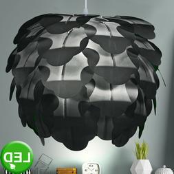 Plafonnier LED Suspendu Luminaire Suspendu Éclairage Anthra