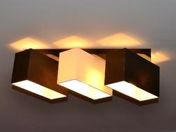 Plafonnier Suspension Luminaire Lampe 3 à Flammes Conceptio