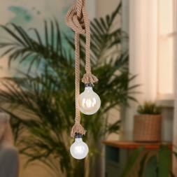 Vintage Plafonnier Suspendu Lampe la Vie Chambre Éclairage