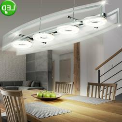 SMD LED Verre Luminaire Plafond Cuisines Spot Chrome de Rég