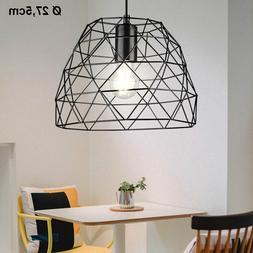 Suspendu Luminaire Plafond Cage la Vie Ess Chambre Grille Co