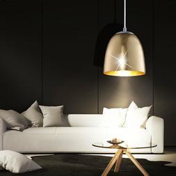 Suspension DEL 3 watts luminaire lampe éclairage verre opal