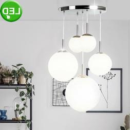 Suspension LED lustre luminaire plafond lampe DEL 30 watts b