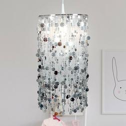 Suspension LED Plafonnier Fille Enfants Salle Jeux Lampe Sus