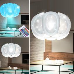 Suspension luminaire plafond lustre appartement salle de sé