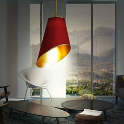 Suspension lustre luminaire plafond éclairage salle de séj