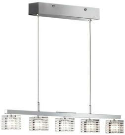 Honsel Verre Luminaire Suspendu Banda Halogène Plafond Susp