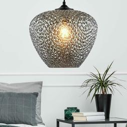 Verre Suspendu Spot Luminaire de Plafond Vintage Ess Chambre