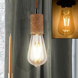 vintage hanging plafonnier luminaire de chambre pour